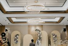 The Wedding of  Christian & Dessyca by Cassia Decoration