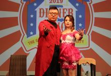Magician Show  PT KOI Indonesia by JIMMY & LIECHEN MC and Magician Wedding Specialist