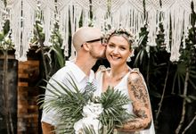 Victoria and Matthieu Commitment Ceremony by Happy Bali Wedding