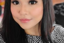 Wedding Makeup Trial for Ms Pricilla by Erliana Lim Makeup Artist