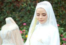 Herson & Dina Wedding by SAND WEDDING ORGANIZER
