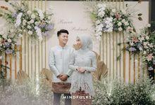 Raina & Rahmat 's Engagement by decorataudekor