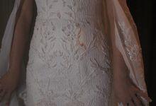 Yoana & Aldian Wedding by Vicario Bride