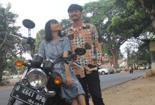Prewedding Afina by Capture Your Moments