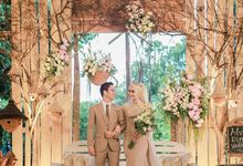 The Wedding Alvin Fauzi & Dini by Callalily