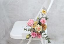 Floral Photoshoot (chair) by Jesblossom House Of Flower