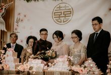 Arief & Jessica Engagement by Vermount Photoworks