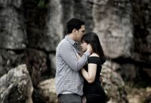 Bianca & Dennis Prewedding Shoot by Monolog photography