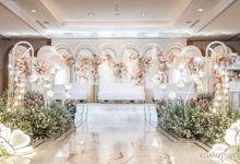 Shangri-La Hotel, Jakarta Indonesia Room  2021.09.25 by White Pearl Decoration