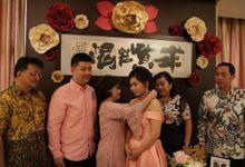 Li Yen - Engagement Axel & Cecilia by Flameingo Organizer