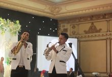 Wedding of  Agas & Citra by MALIK ENTERTAINMENT