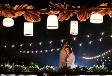 Outdoor Rustic Wedding  Atha and Rev s day by Kimus Pict