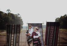 Prewedding dr Puput & dr Deden by DvD ArT STUDIO