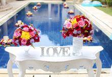 Renewal of Vows in Bali by Happy Bali Wedding