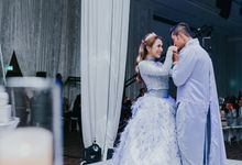 The Reception of Raf Yaakob & Mawar Rashid by The PV Studios