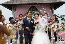 Celebrating Love in Bali by Happy Bali Wedding