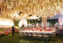 Wedding of The Year 2018 by Shangri-La Hotel, Surabaya