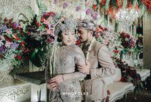 Wedding  Shaula & Moldy by  Menara Mandiri by IKK Wedding (ex. Plaza Bapindo)