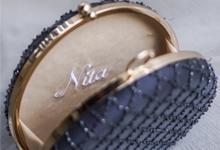 Custom Clutch Nita by The Curvakum Label