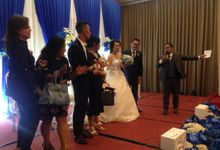 wedding of Handy Tan and Mei Chen by MC Klub Jakarta