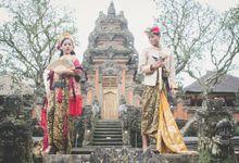 Meyna & Muksa with Bali Heritage by Bali Seniman Photo