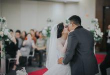 Christ And Stella Wedding by DESPRO Organizer