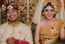 Yoga & Ratih Balinese Wedding by Lentera Production
