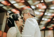 THE WEDDING OF MITA & FAJAR by alienco photography