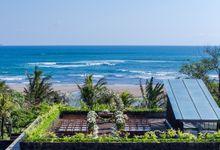 Rooftop Wedding Venue by The Haven Suites Bali Berawa Weddings