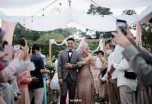 Wedding Of Wulan & Kemal by Hello Malica