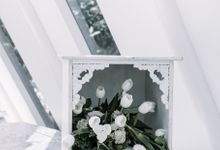 Classic Elegant Greenery For Rieky & Yuyun by Silverdust Decoration