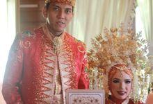 Surya & Elsa by melwin wedding
