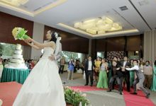 Meldy & Gee Wedding by R Hotel Rancamaya Golf & Resort