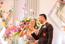 Samuel & Stefani Wedding by Aston Sentul Lake Resort & Conference Center