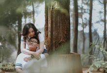 Lukas & Lusi Prewedding session by PhiPhotography