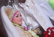 Benny's Beautiful Bride by Az-zahra Professional Wedding Services