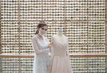 The Wedding Of Sisil & Reggy by Beblooms Wedding