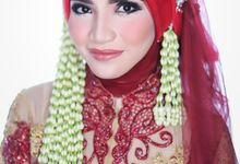Wedding Latifah & Numair by Ficelle Photography