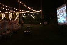 Wedding at Baan Sairee by Sound Solution Asia