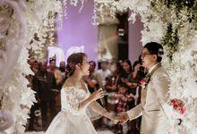 Wedding Davin & Gracia by Monchichi