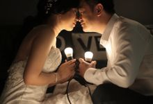 Adi & Silvi prewedding moment by PhiPhotography