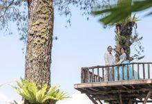 Hendra & Semi Prewedding by PhiPhotography