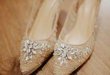 The Wedding Melka & Elke by MARON FOTO