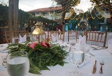 Novalia & Sean Wedding on 18 August 2018 by Sudamala Resorts
