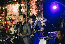 My wedding, my music, my performance for my wife. by DJ PID
