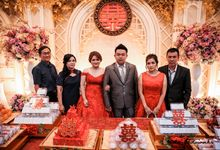 Engagement of Indra & Devina by FROST Event Designer
