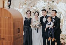 Jonathan and Stella Wedding by 83photostudio