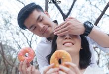 Prewedding of Mira-Victor at Alissha by Alissha Bride