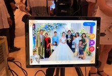 Wedding Photobooth Instant Print by SaigonShow