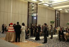 Jazz Wedding Entertainment Sheraton Gandaria jakarta - Double V entertainment by Double V Entertainment